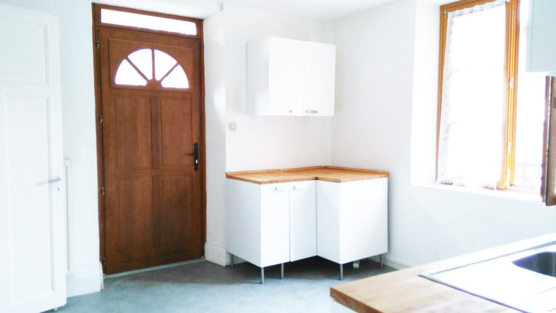 T2 de 51 m² à Bussang