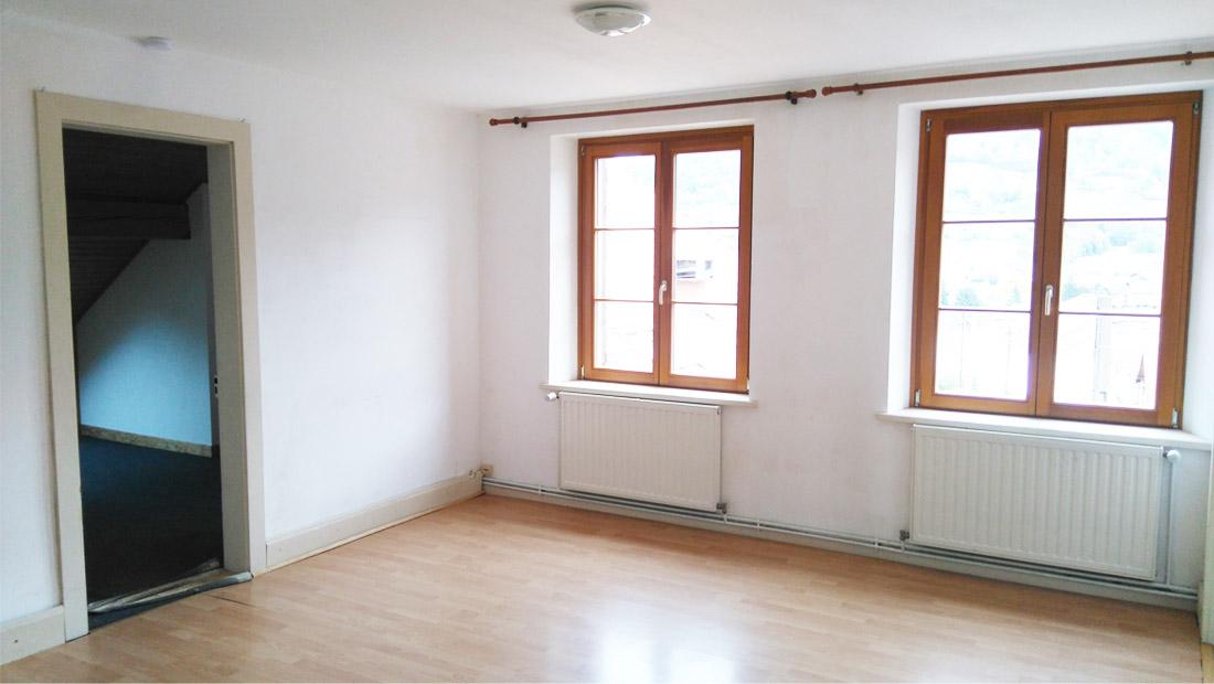 T4 Duplex de 86 m² à Bussang